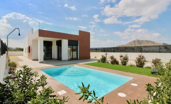 Villa - New Build - Aspe - Aspe