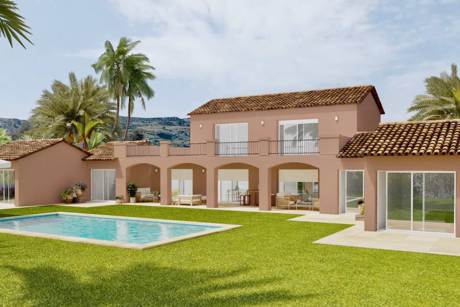 New Build - Villa - Pinoso
