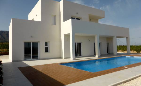 Villa - New Build - Pinoso - Pinoso