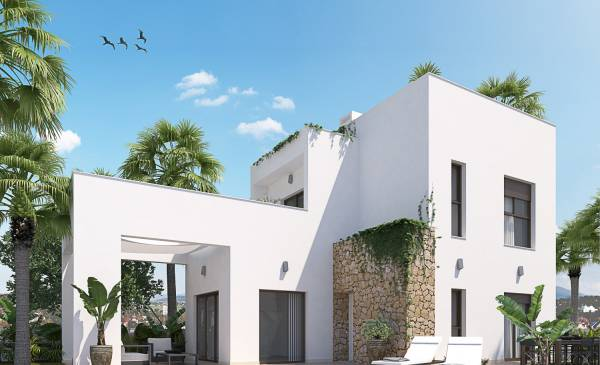 Villa - New Build - Torrevieja -