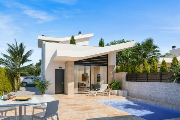 Villa - New Build - Benijofar - Benijofar