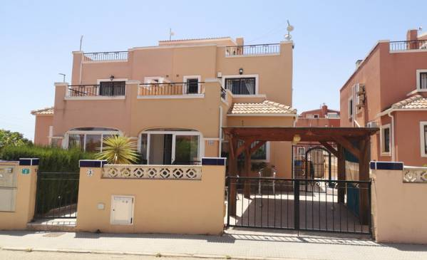 Townhouse - Resale - Los Montesinos - La Herrada